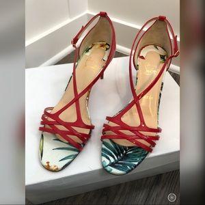 Christian Louboutin Olydia strap sandals